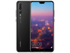 Original Huawei P20 Pro 6.1 inch Kirin 970 Octa Core IP67 Smartphone 6GB RAM 128GB ROM 40.0MP Android 8.1 Face ID SuperCharge NFC
