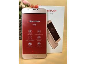 Global Version Multi Languages SHARP R1S FS8028 5.5 inch HD IPS 2.5D MTK6750 Octa Core 3GB RAM 32GB ROM OS7.0 5000mAh 13.0MP Smartphone