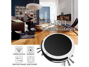 3 in 1 Charging Full Intelligent Sweeping Robot Automatic Smart Sweeping Suction Dragging 2L Vacuum Cleaner Remote Control