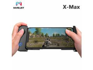 New HandJoy X-MAX Gamepad Wireless Bluetooth 4.0 Singe-hand with Telescopic Phone for Android/ iOS Smartphone Game Controller