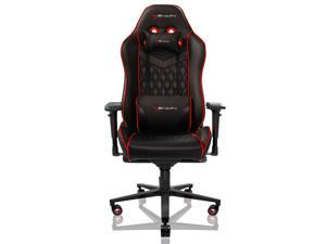 EWin Gaming and Office Chair CPF Champion Series Ergonomic Chair With Pillows (Black)
