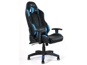 EWin Gaming and Office Chair CLD Calling Series Ergonomic With Head and Back Pillows (Black and Blue)