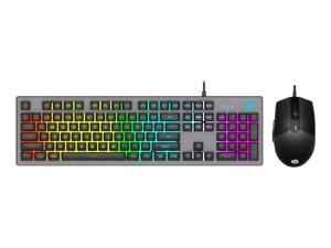 HP Gaming Keyboard and Mouse KM300F