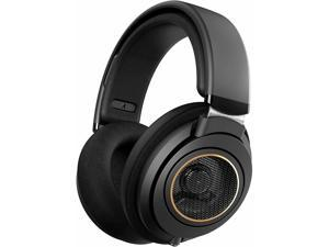 Philips Wired, Over-Ear, Headphones, Comfort Fit, Open-Back 50 mm Neodymium Drivers (SHP9600/00) - Black