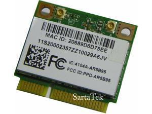 Lenovo OEM P/N  20002357 Atheros AR5B95 b/g/n PCIe Half AR9285 -in Stock 100+