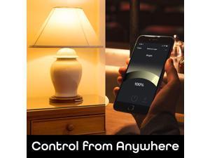 Geeni GN-BW903-999 Lux 1050 Adjustable Light Wi-fi LED Smart Bulb