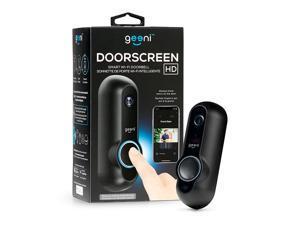 Geeni Doorscreen Smart Wi-Fi Enabled Video Doorbell with Night Vision
