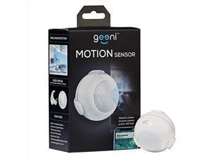 Geeni Wi-Fi Smart Motion Sensor, No Hub Required, White