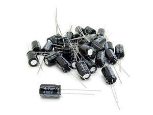 35pc 2200uF 16V 105 deg Aluminum Electrolytic Capacitor Philips 2222-135-55222