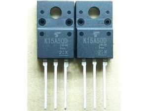 1pcs K15A50D TK15A50D TO-220F 15A 500V
