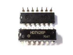 5PCS HD7426P DH7426 SN7426N SN7426 7426 IC Chip DIP DIP14