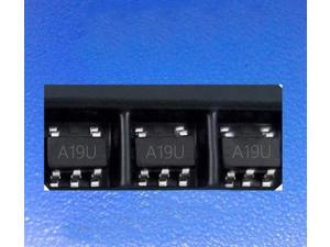 A19U SOT23-5 fixed frequency, adjustable output voltage down to 0.6V