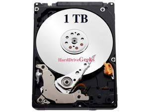 """1TB 2.5"""" Hard Drive for Apple MacBook (Early 2006) (Late 2006) (Mid 2007) (Late 2007) (Early 2008. Late 2008)"""