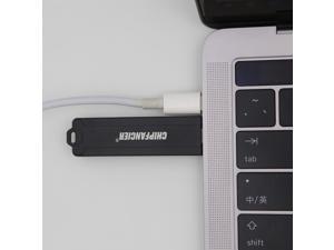 CHIPFANCIER Thunderbolt3 USB3.1 TYPE-C Solid State SSD WINDOWS TO GO WTG USB Flash Drive MAC&PC