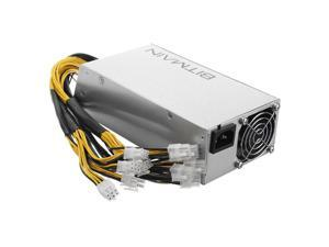 Original AntMiner APW3++ PSU 1600W Power Supply for Antminer D3 S9 / L3 In Stock 100V-240V Mining