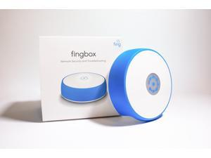 New look Fingbox Home Network Monitoring, Security & Control - Stop Intruders & Hackers, Control Screen Time, Get Internet Performance Reports & Automate your Connected Home - by Fing