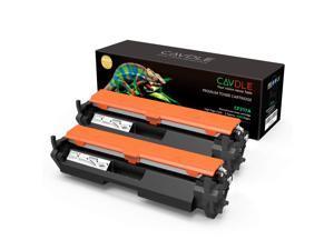 Compatible Toner Cartridge Replacement for HP 17A CF217A M130fw M130nw for HP Laserjet Pro MFP M130fw M130nw M130fn M130a M102w M102a M130 M102 Printer Toner (Black)