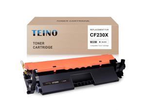Compatible Toner Cartridge Replacement for HP 30X 30A CF230A CF230X use with HP Laserjet Pro MFP M227fdw M227fdn M227sdn Laserjet Pro M203dw M203dn M203d (Black, 1-Pack)