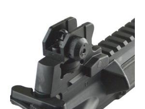 Rear Iron Sight Match-Grade AR-15 M4 Detachable Rear UTG style 223 Black 308