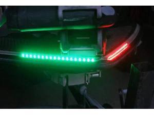 LED Red & Green Navigation Light Strips Set