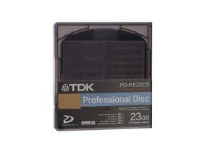 Professional Disc 2.4X 23GB Rewriteable Jewel Case