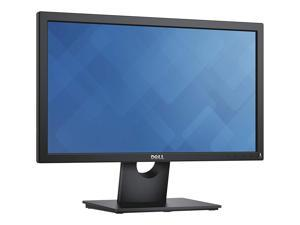 "Dell E2016H 19.5"" 5ms TN 60HZ Widescreen LED LCD Monitor with VESA-Mount Compatibility/Tilt Options, Eco-Conscious Design, VGA/DP"