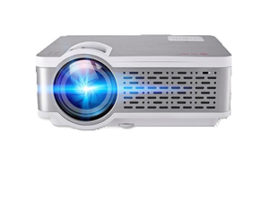 Poner Saund F10 4K HD Projector Intelligent WiFi Home Theater Small Portable Projector 8000Lumens