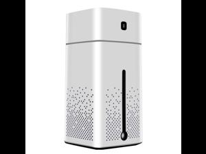 KINGZONE USB Humidifier Air Filter Air Purifier