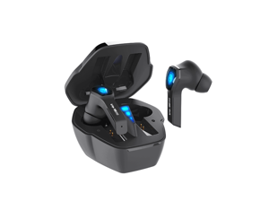 SADES Wings 100 Pro True Wireless Gaming Earbuds With Clear Microphone Low Latency Gaming Bass Audio Blutooth Earbuds With Charging Box For Gamers