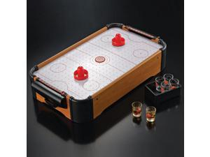 Air Hockey Table Ice Hockey Table Table Game With scoring Entertainment Air Hockey Putters Family Party Children Gift Hockey Toys