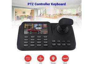 3D Joystick PTZ Keyboard Controller Speed CCTV Network Onvif For IP Camera H.265