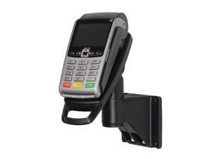 """Wall Mount Stand for Ingenico iWL220, iWL250, iWL252, iWL281 with Key and Lock ® Secure the card reader in place on a 7"""" pole mount. Tilts 140° and swivels 330°"""