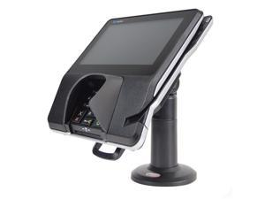 """Tall 7"""" Stand for Verifone MX915, MX925 with Key and Lock ® Securely and invisibly holds the device in place. Tilts 140° and swivels 330°"""