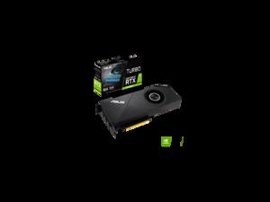 Asus Turbo RTX 2080 Super EVO 8GB GDDR6 TURBO-RTX2080S-8G-EVO Gaming Video card