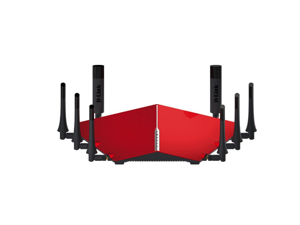 D-Link DIR 895L Ultra AC5300 Tri-Band Wi-Fi Router with 8 High Power Antennas MU-MIMO and 4-Stream NitroQAM support 15+ Wi-Fi devices for a ridiculously fast home network