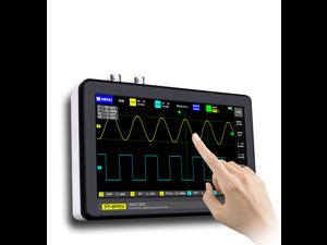 FNIRSI 1013D 7 inch Digital Tablet Oscilloscope 2CH 100MHz Bandwidth 1GS Sampling Rate