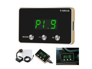 9 Drive 9-Mode Electronic Throttle Controller For Dodge RAM Jeep Chrysler
