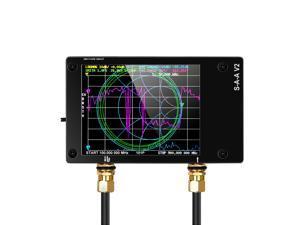 Vector Network Analyzer 50KHz -3GHz HF VHF UHF Antenna Analyzer  (S-A-A-2 NanoVNA V2)