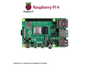 Raspberry Pi 4 Module B  Board WIFI Bluetooth 5.0  for Computer