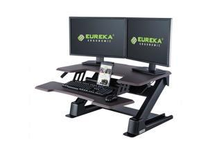 EUREKA ERGONOMIC Standing Desk Converter 36 Bronze Gen2