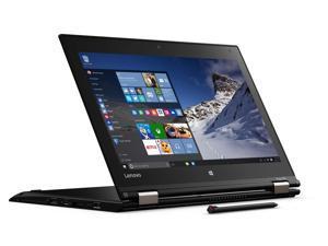 Lenovo ThinkPad Yoga 260 i5 2.40GHz 8GB 256GB SSD 10P