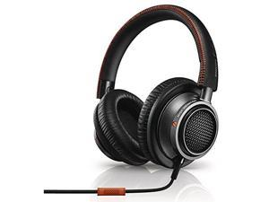 Philips L2BO/27 Fidelio Headphones with Mic Black/Orange