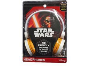 Disney Star Wars Kid Friendly Volume Headphones