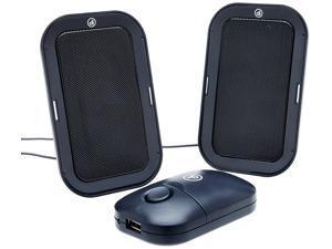 Digital Innovations AcoustiX Portable Multimedia Speakers _4330600_