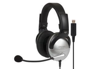 KOSS 178203 Communication Headset with USB