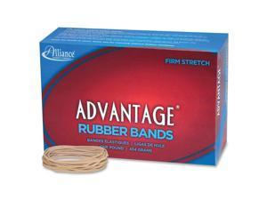 Alliance Advantage Rubber Bands, #19  Size: #19  3.5 Length x .063 Width  1 lb. Box  Natural