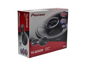 NEW PIONEER 300 WATTS 6 X 9 2_WAY COAXIAL CAR AUDIO SPEAKERS 6X9