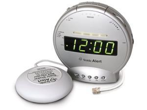 Alarm clock with phone Sig and Vib Computers, Electronics, Office Supplies, Computing