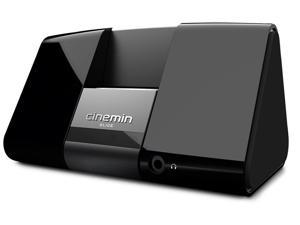 Cinemin Slice Multimedia Pico Projector Audio Dock for iPad, iPhone, and iPod