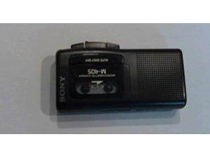 Sony M_405 Pressman microcassette recorder